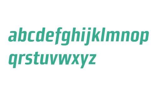 MorganSansCond Bold ItalicOffice