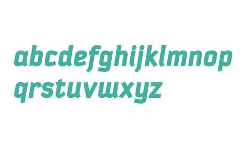 KautivaUniBlack-Italic