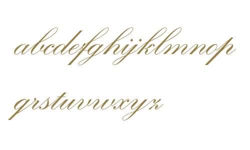 Kuenstler Script Bold