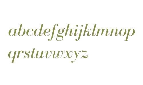 BodoniFLF Medium Italic