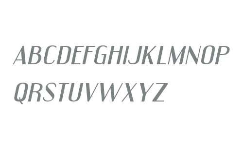 Engebrechtre Expanded Italic V1