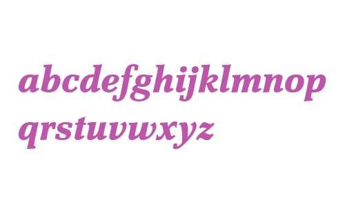 Scherzo W01 Bold Italic