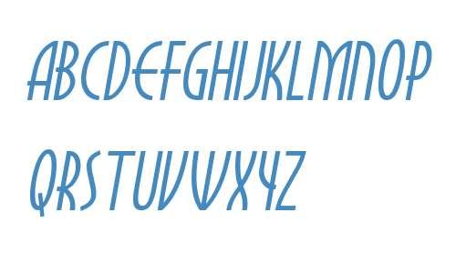 Myrna W01 Bold Italic