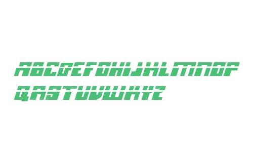 Micronian Laser Italic