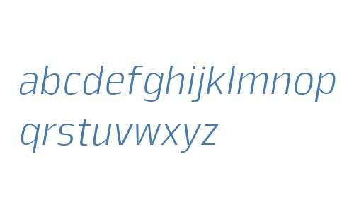 Nuri W00 Light Italic