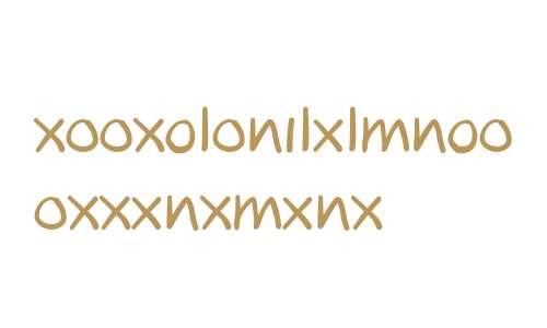 Oxmox OT W90 Regular