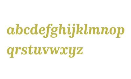 KazimirText Semibold Italic