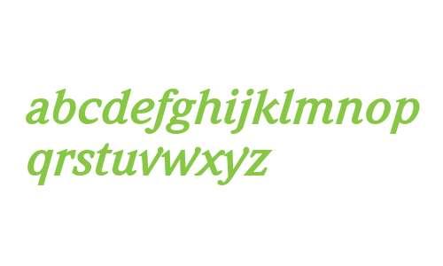 Quintessence SSi Bold Italic