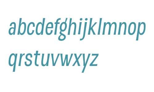 D Sert W01 Medium Italic