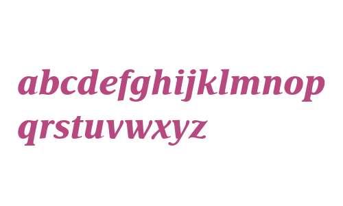Delima MT W04 Bold Italic