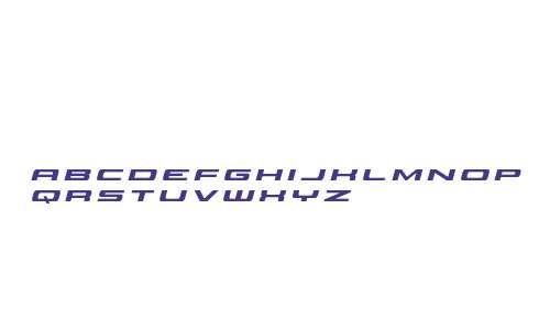 Classic Cobra Title Italic