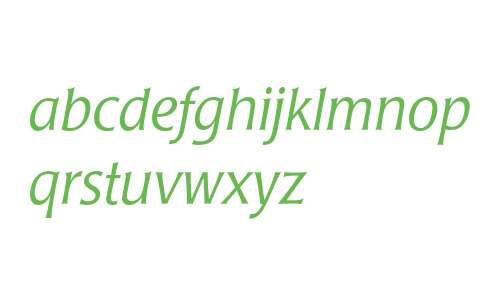 Poppl-Laudatio Light Italic