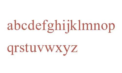 Alpida Unicode System