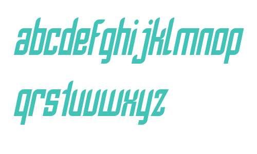 SF Piezolectric Condensed Oblique V2