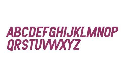 SF Atarian System Bold Italic V2