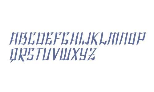 SF Shai Fontai Extended Oblique V1