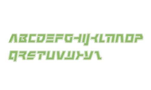 Command Override Academy Italic