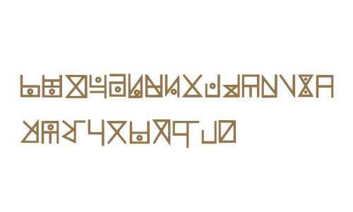 Yelekish Font Regular