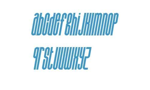 Bohema-Uppercase-Italic