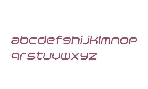 Polentical Neon Italic V2
