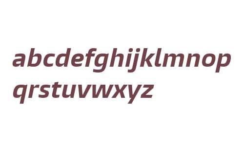 Burlingame W04 Bold Italic