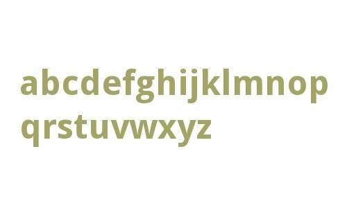 Droid Sans Bold