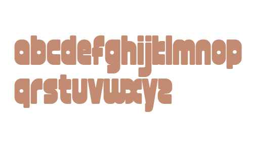 font twelve good fatty