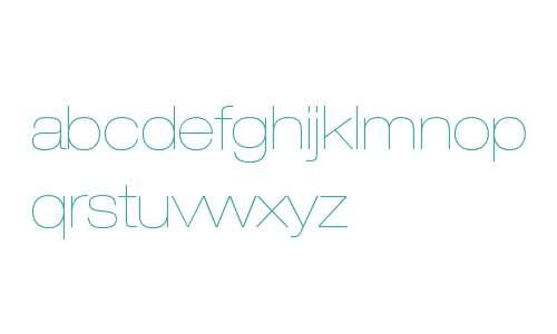HelveticaNeueLTStd-UltLtEx