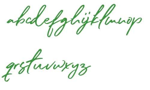 sister slimes font