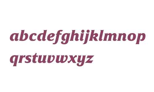 FrizQuadrataITC W08 Bold It