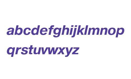 Pragmatica Bold Italic:001.001