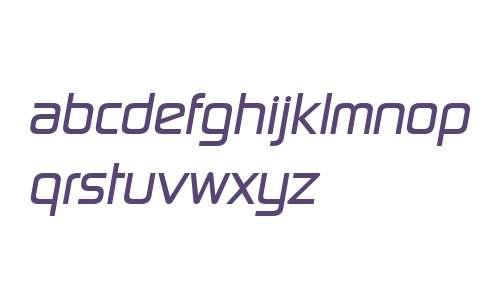 Sol W01 Medium Italic