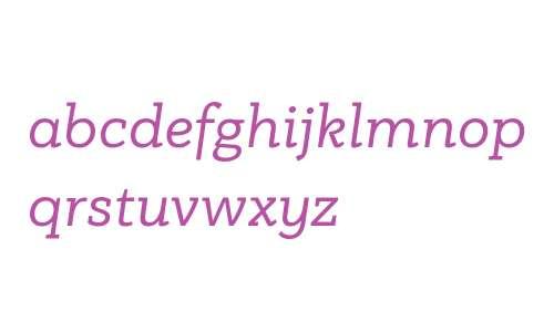 PF Bague Slab W01 Italic