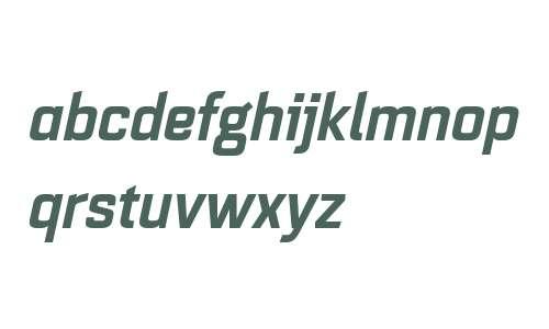 Quarca W01 Norm Bold Italic