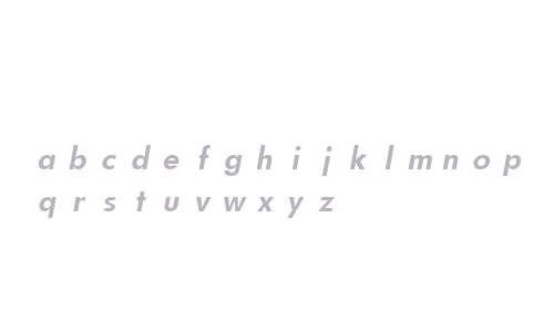 Futurist Fixed-width Bold Italic
