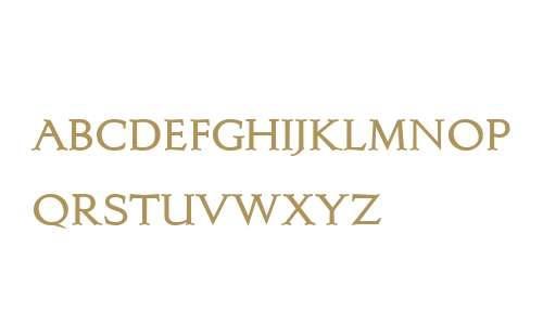 Kurosawa SerifSC Bold W00 Rg
