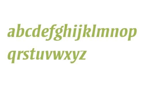 Strayhorn MT W04 Bold Italic