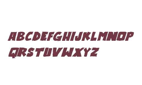 Outlander Bold Italic