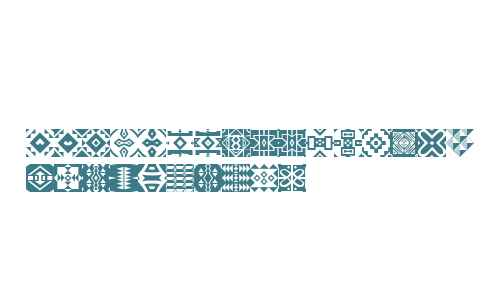 Zulu Ndebele Patterns 1 W95 Rg