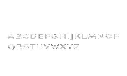 Aviano Sans Layers W01 Ou Thin