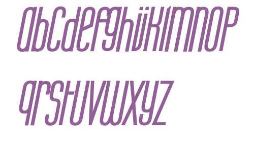 Labtop Unicase Bold Italic V2