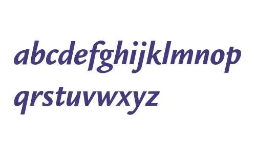 Legacy Sans ITC Bold Italic OS