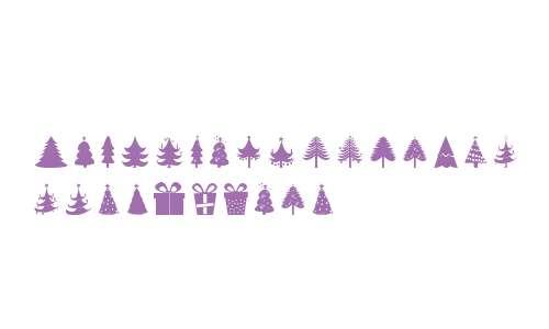 Christmas Trees V2