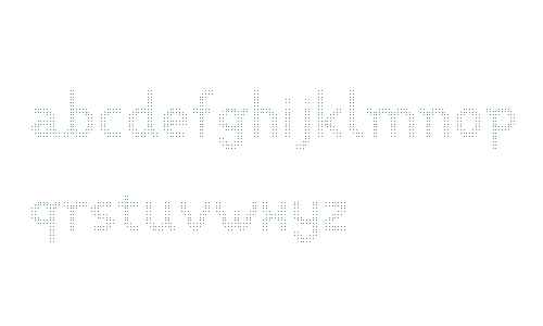 VP Pixel Dot Sparse