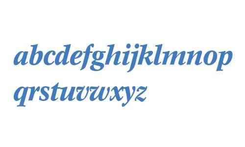 Concorde (R) Medium Italic