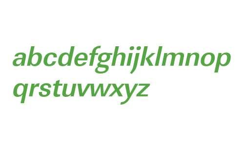 URW Linear TOT W10 Bold Oblique