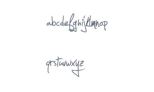 Jellyka's Handwriting, Back to 2008