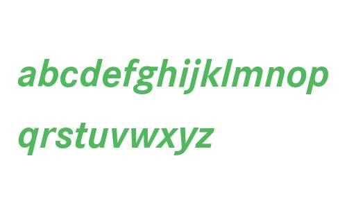 Corporate S W07 Bold Italic