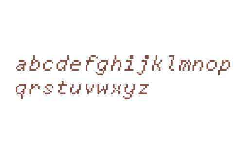 Bodge Oblique