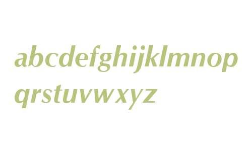 Optane Bold Italic V1